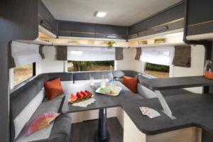 Caravelair Artica caravans modeljaar 2021