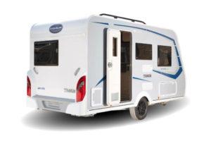 Caravelair Titanium caravans modeljaar 2021