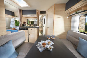 Caravelair RTitanium caravans modeljaar 2021