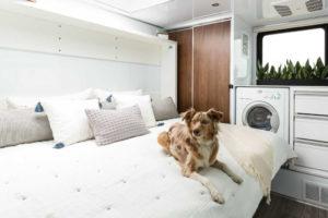 Living Vehicle Luxury Caravan