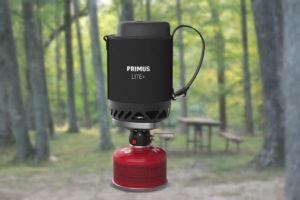 Primus introduceert verbeterde Lite Plus branderset