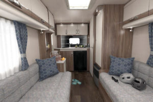 Sprite Sprite Alpine caravans modeljaar 2021