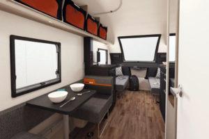 Sprite Basecamp caravans modeljaar 2021