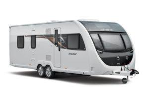 Sprite Cruzer SR caravans modeljaar 2021