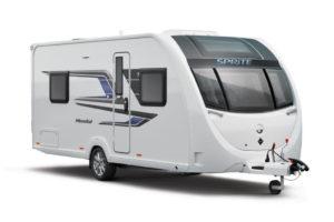 Sprite Mondial SE caravans modeljaar 2021