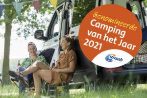 Genomineerden ANWB Camping van het Jaar 2021 zijn bekend