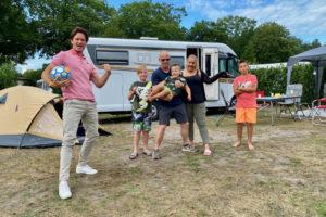 Camp to Go laat nieuwkomers kennismaken met kamperen