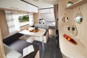 Sterckeman Easy caravan