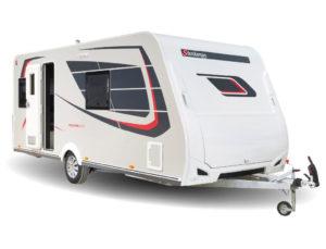 Sterckeman Evolution caravan caravan
