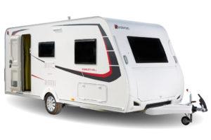 Sterckeman Starlett Comfort caravan