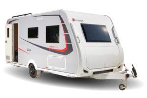 Sterckeman Starlett Graphite caravan