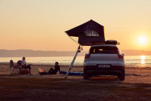 Thule Teui Foothill rooftent