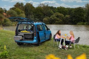Voorverkoop Volkswagen Caddy California is begonnen