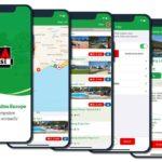 ACSI Campinggids apps 2021