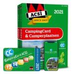 ACSI Camperplaatsen gids 2021