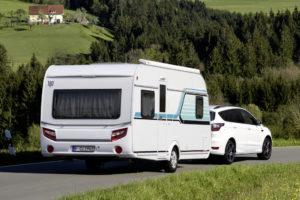 Ook in oktober recordcijfers voor Duitse camper en caravanfabrikanten