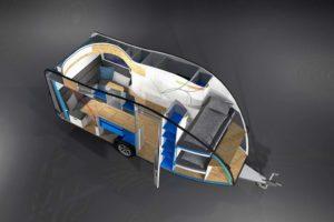 Michael Studer Foxx caravan