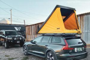 Go Fast Campers 'SuperLite' daktent
