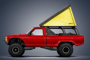 Go Fast Campers introduceert lichtgewicht 'SuperLite' daktent