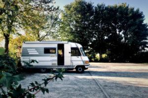 overnachtingsplekken voor campers
