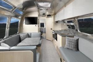 Airstream Flying Cloud 30FB Office caravan