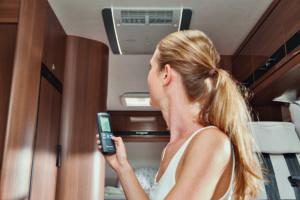 De optimale comforttemperatuur – met Truma dakaircos