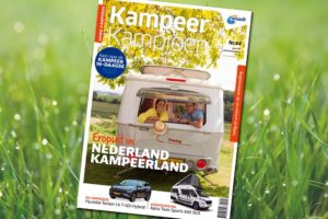 Kampeer & Caravan Kampioen heet weer Kampeerkampioen
