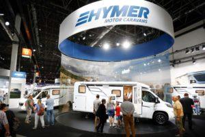 Erwin Hymer Group dit jaar niet aanwezig op grote kampeerbeurzen
