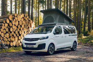 Crosscamp Lite: flexibele kampeerbus voor avonturiers
