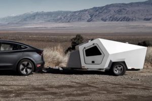 Polydrop P17 campingtrailer EV's