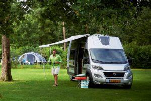 150.000 campers in Nederland