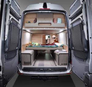 Alphavan camper