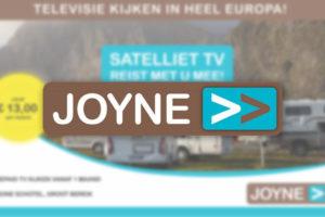 Aanbieder van satelliettelevisie Joyne failliet verklaard