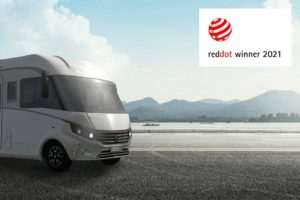 Ecovip Space Concept van Laika wint Red Dot Award