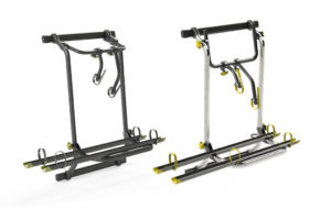 Lippert R-Bike Carrier System: modulaire fietsendrager voor buscampers