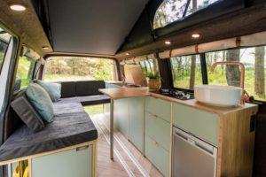 Campr camperinrichting VW Transporter op maat