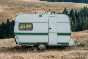 Uw camper, caravan of vouwwagen snel en voordelig verkopen?