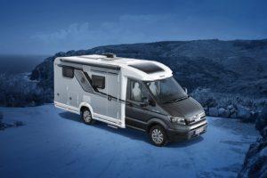 Knaus Van TI 640 MEG Vansation: extra compact en compleet