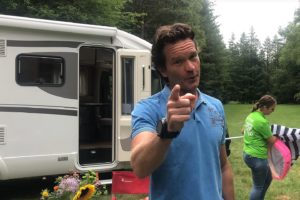 Televisieprogramma Camp-to-Go zoekt deelnemers
