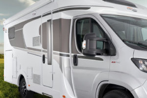 Carado Edition 15 halfintegraal camper