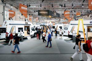 Zestigste editie Caravan Salon Düsseldorf