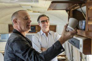 Veiling Airstream caravan van Tom Hanks