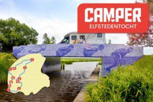 Camperelfstedentocht volgende maand van start, Maarten van der Weijden trapt af