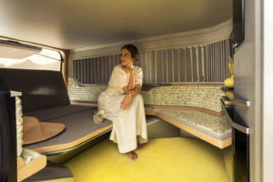 Renault Hippie Caviar Hotel buscamper