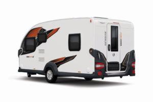 Sprite Basecamp 6 caravan