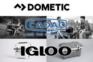 Dometic vervolgt overnamepad en lijft Igloo en Cadac in