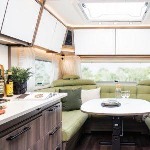 Kabe Estate caravan model 2022