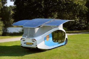Stella Vita camper zonne-energie