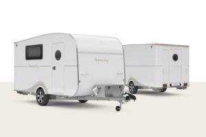 Hobby Beachy caravan