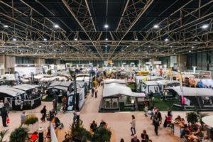 Kampeer & Caravan Jaarbeurs 2021 trok bijna 35.000 bezoekers